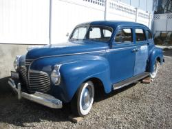 DlxplymouthP12 1941 Plymouth Deluxe