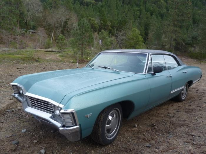 chevrolet impala 1967 4 door for sale for cheap autos post. Black Bedroom Furniture Sets. Home Design Ideas
