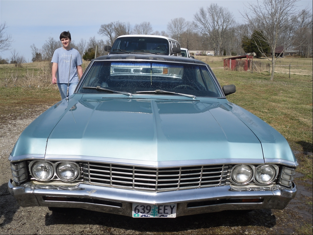 Mike's Chevrolet Impala