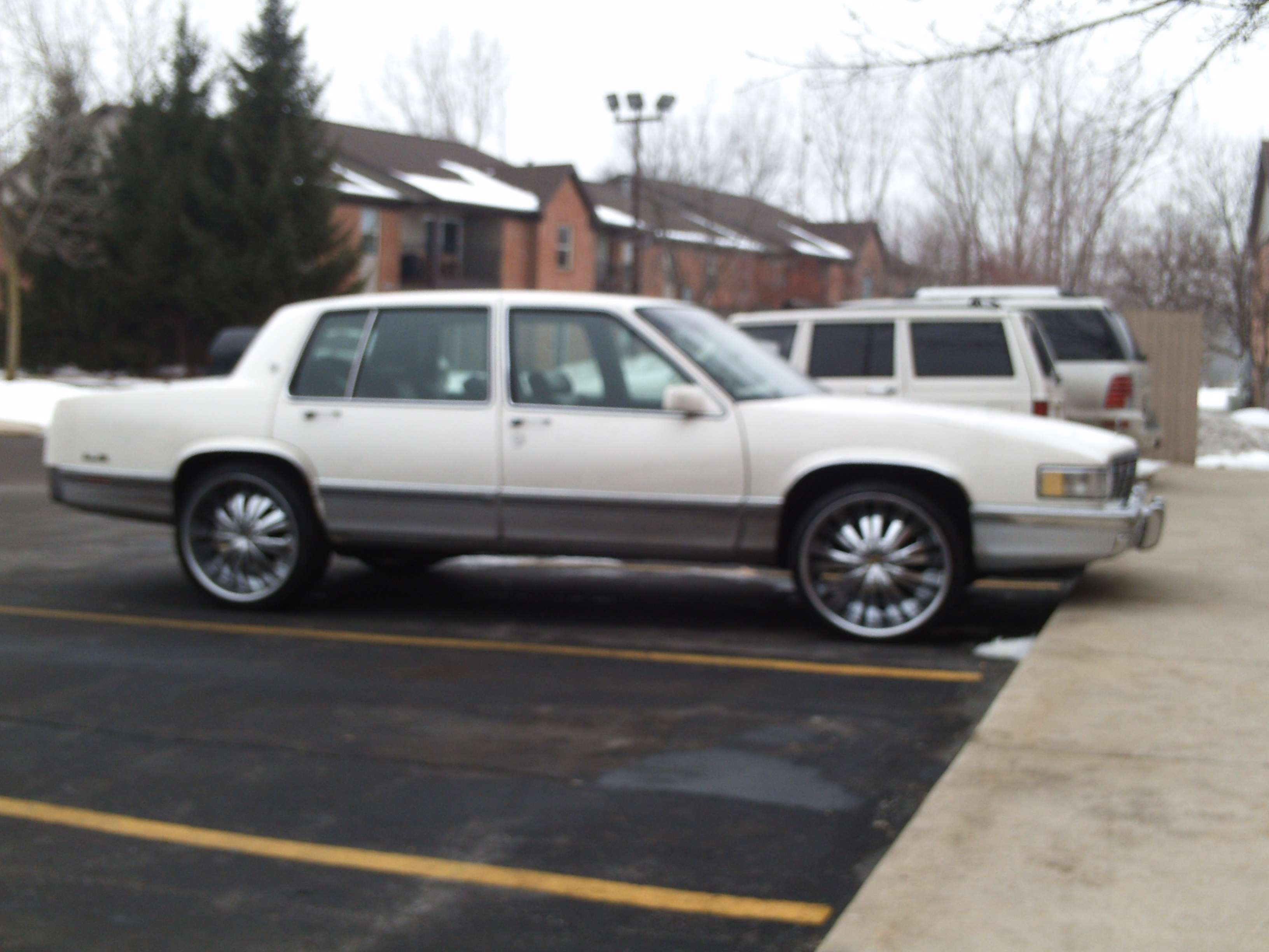 wakkomelina 1991 cadillac deville specs photos. Cars Review. Best American Auto & Cars Review