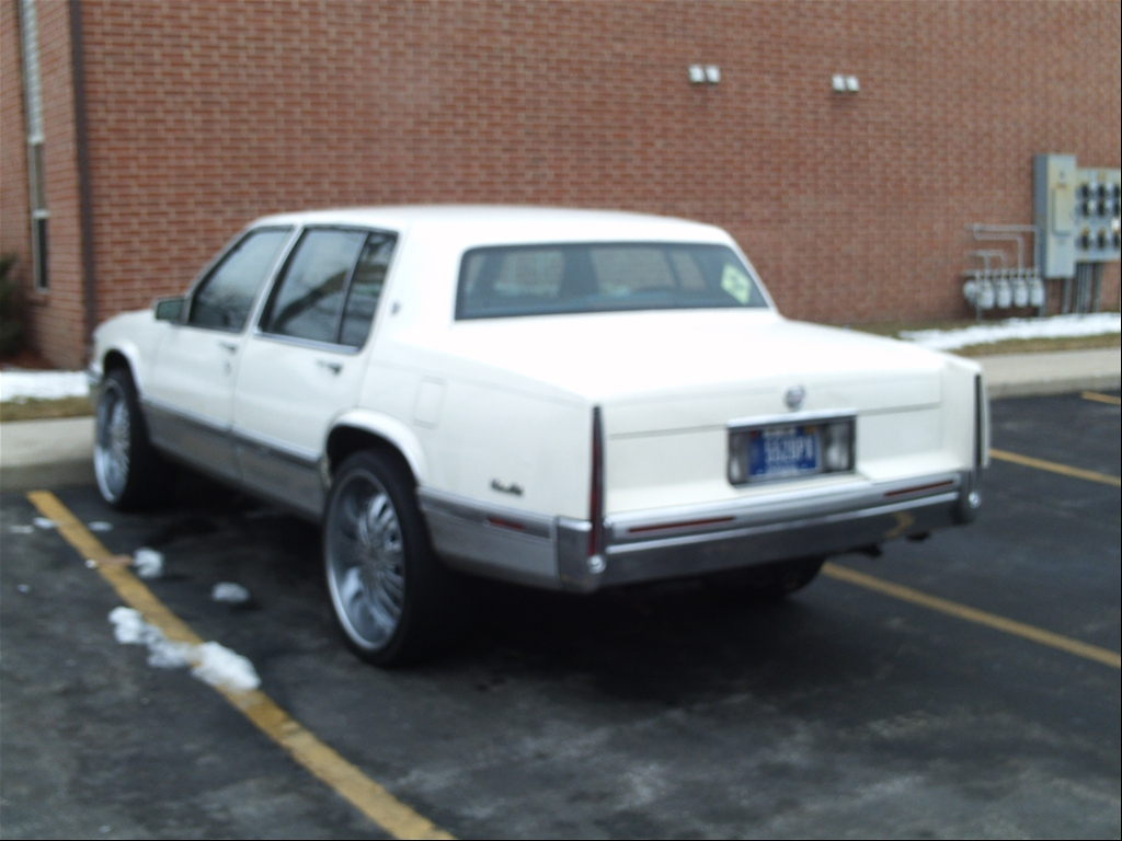 wakkomelina 39 s 1991 cadillac deville in hammond in. Cars Review. Best American Auto & Cars Review