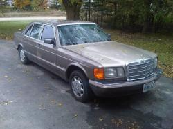 mintbenz101s 1989 Mercedes-Benz S-Class
