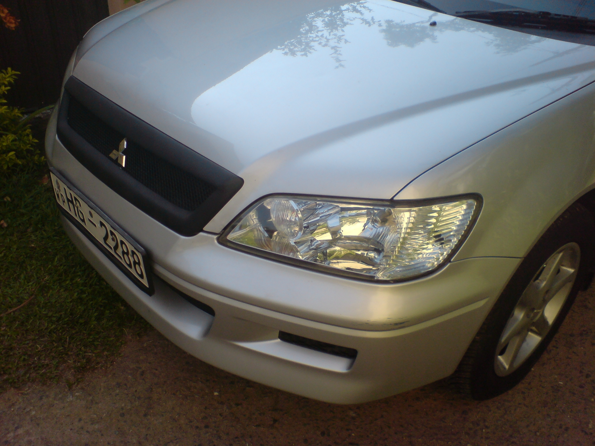 Another elninoisback 2002 Mitsubishi Lancer post... - 14224270