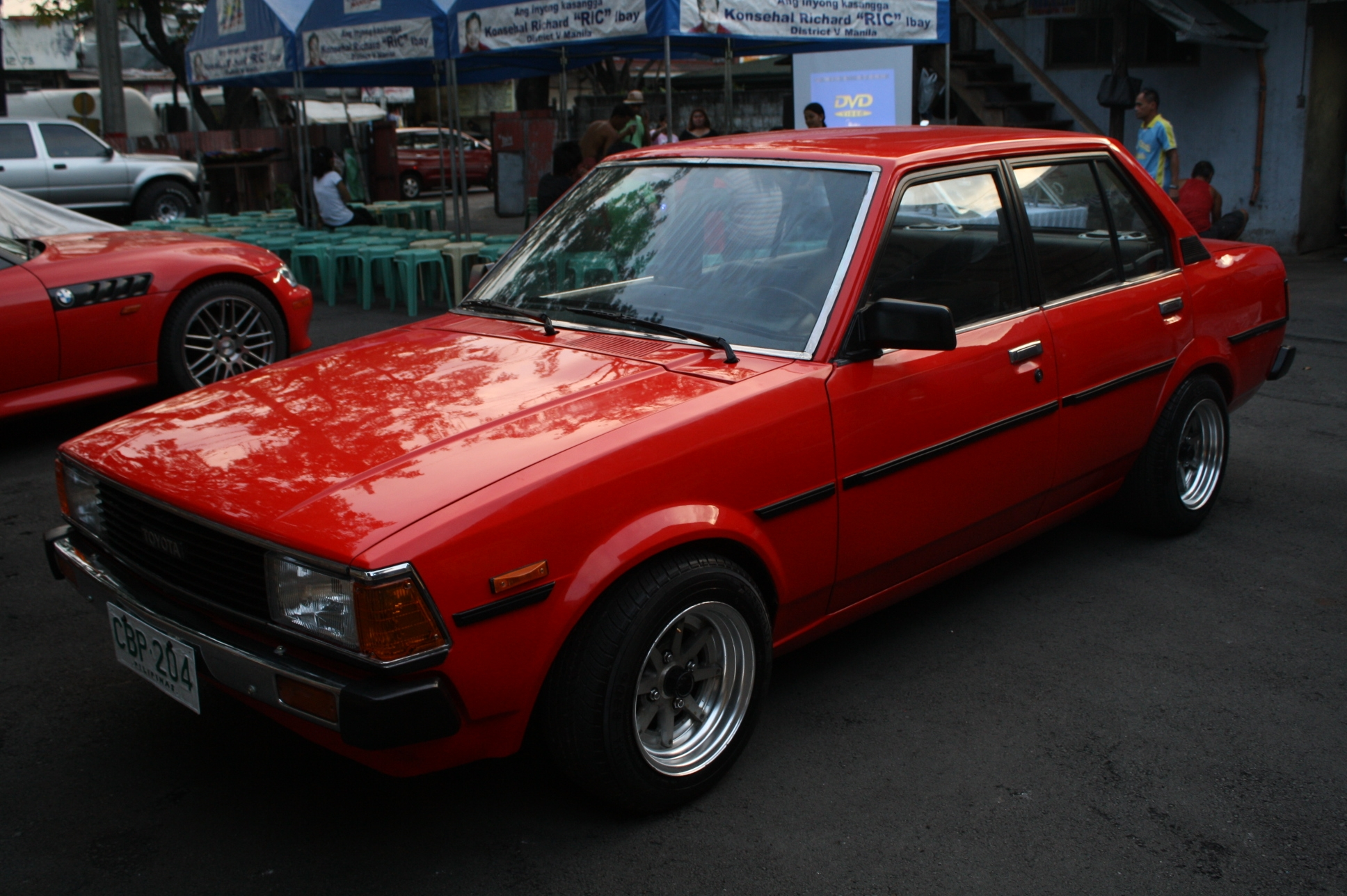 1983 toyota corolla 1800 dx related infomation,specifications