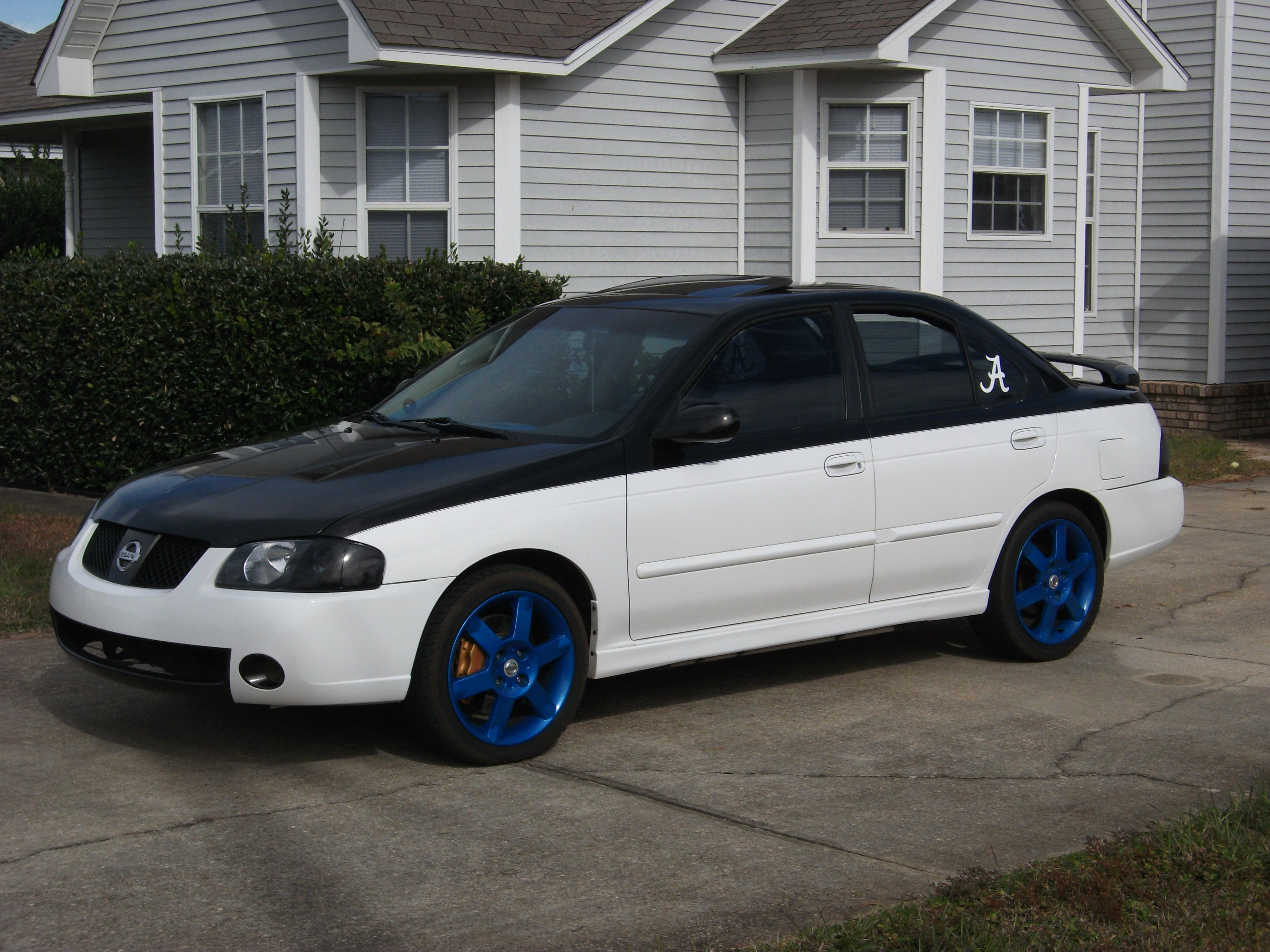 bronson04specv 2004 nissan sentra specs, photos, modification info
