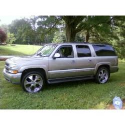 havoc71s 2002 Chevrolet Suburban 1500