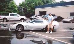 tbrents 2001 Chevrolet Corvette