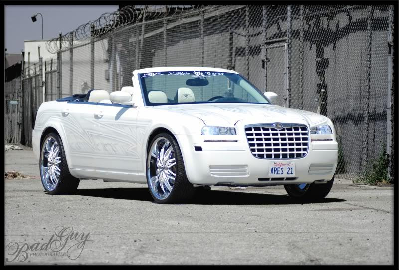 Aresnok21 2007 chrysler 300 specs photos modification - 2007 chrysler 300 custom interior ...
