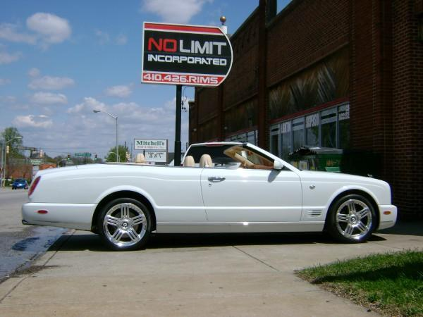 NOLIMITINC 2009 Bentley Azure 14228709