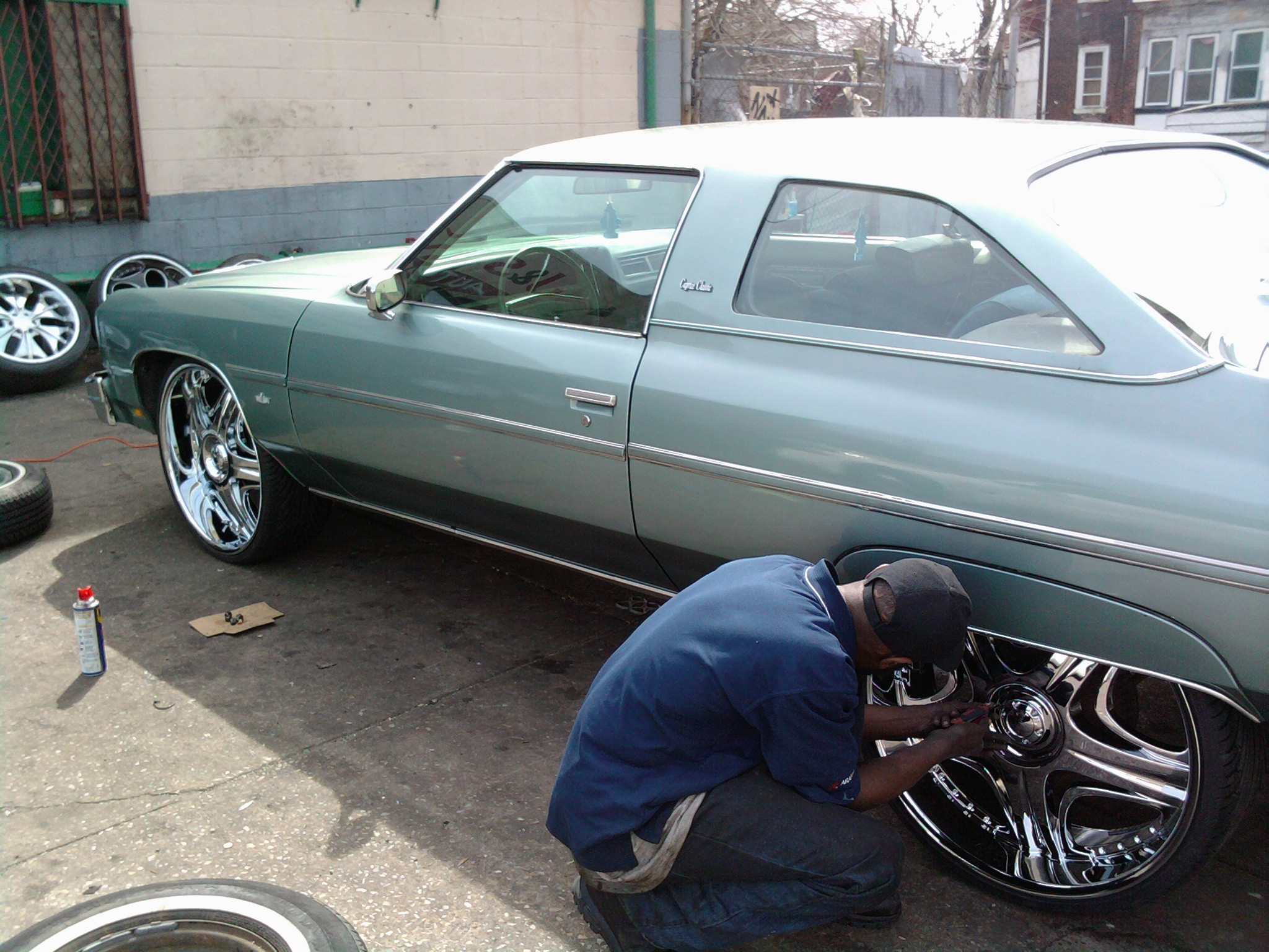 Another mmikes_85 1975 Chevrolet Caprice post... - 14228799