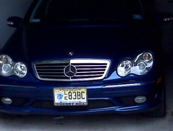 copper391s 2005 Mercedes-Benz C-Class