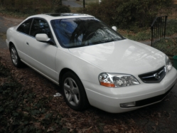 2001 Acura on 2001 Acura Cl 3 2 Type S Coupe 2d   Raleigh  Nc Owned By Sharpluke