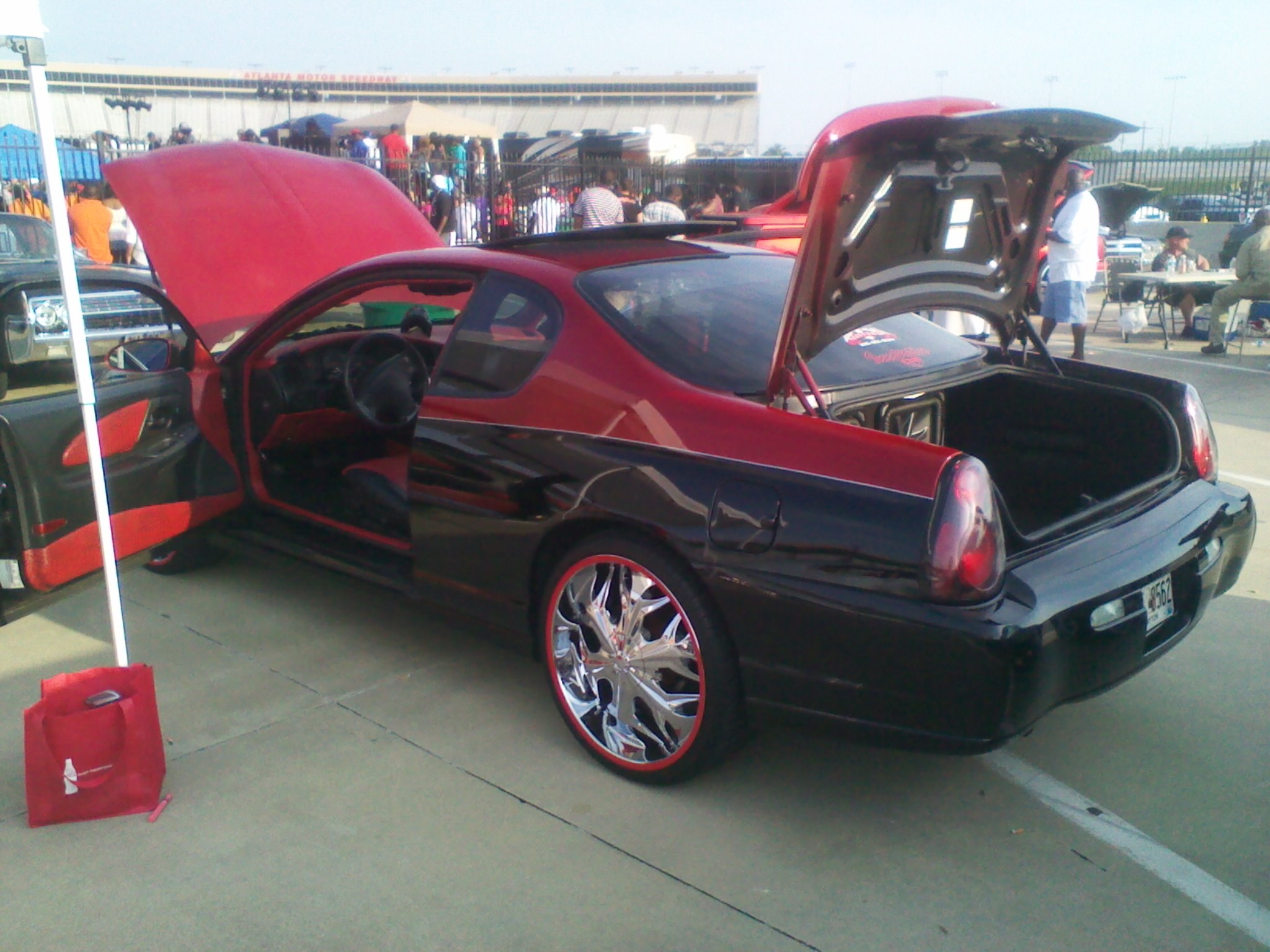 Another CUTFLIPPEN20S 2003 Chevrolet Monte Carlo post... - 14229606