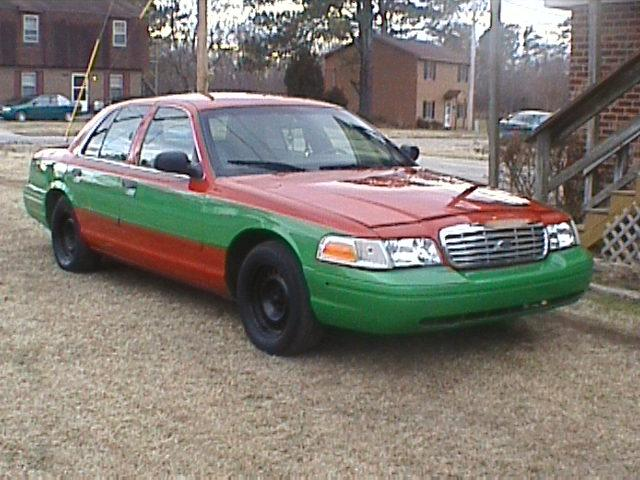 Another Mrfamous252 2001 Ford Crown Victoria post... - 14229802