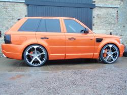 RimcityUks 2008 Land Rover Range Rover Sport