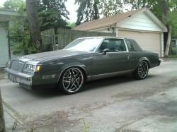 uneek76 1986 Buick Regal
