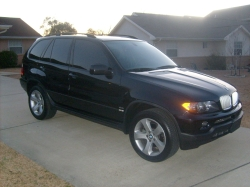 dmussios 2006 BMW X5