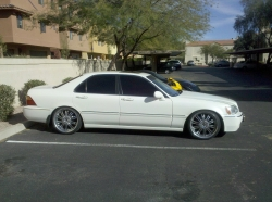 Syn3rgys 2001 Acura RL 