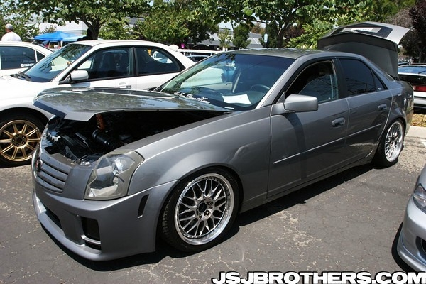 Another caddy916squad 2004 Cadillac CTS post... - 14231762