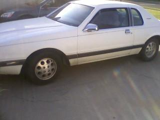 ford_fan_4_lyfe 1985 Ford Thunderbird