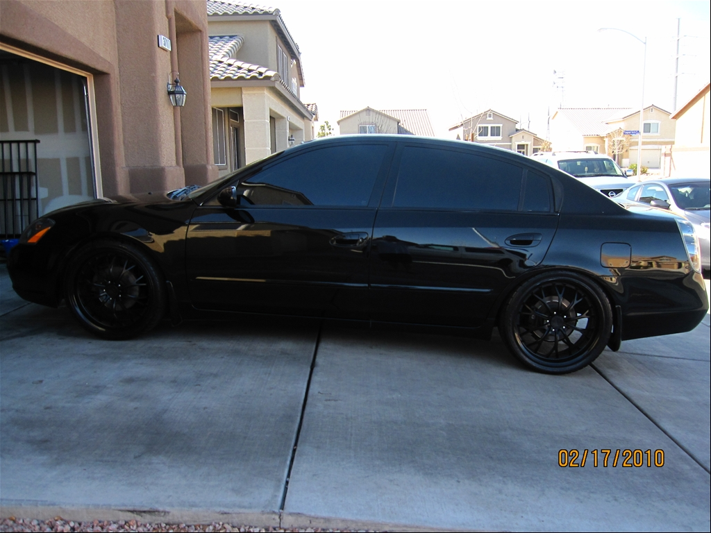 All black 3rd gens page 3 nissan forums nissan forum akaotikpnoy vanachro Images
