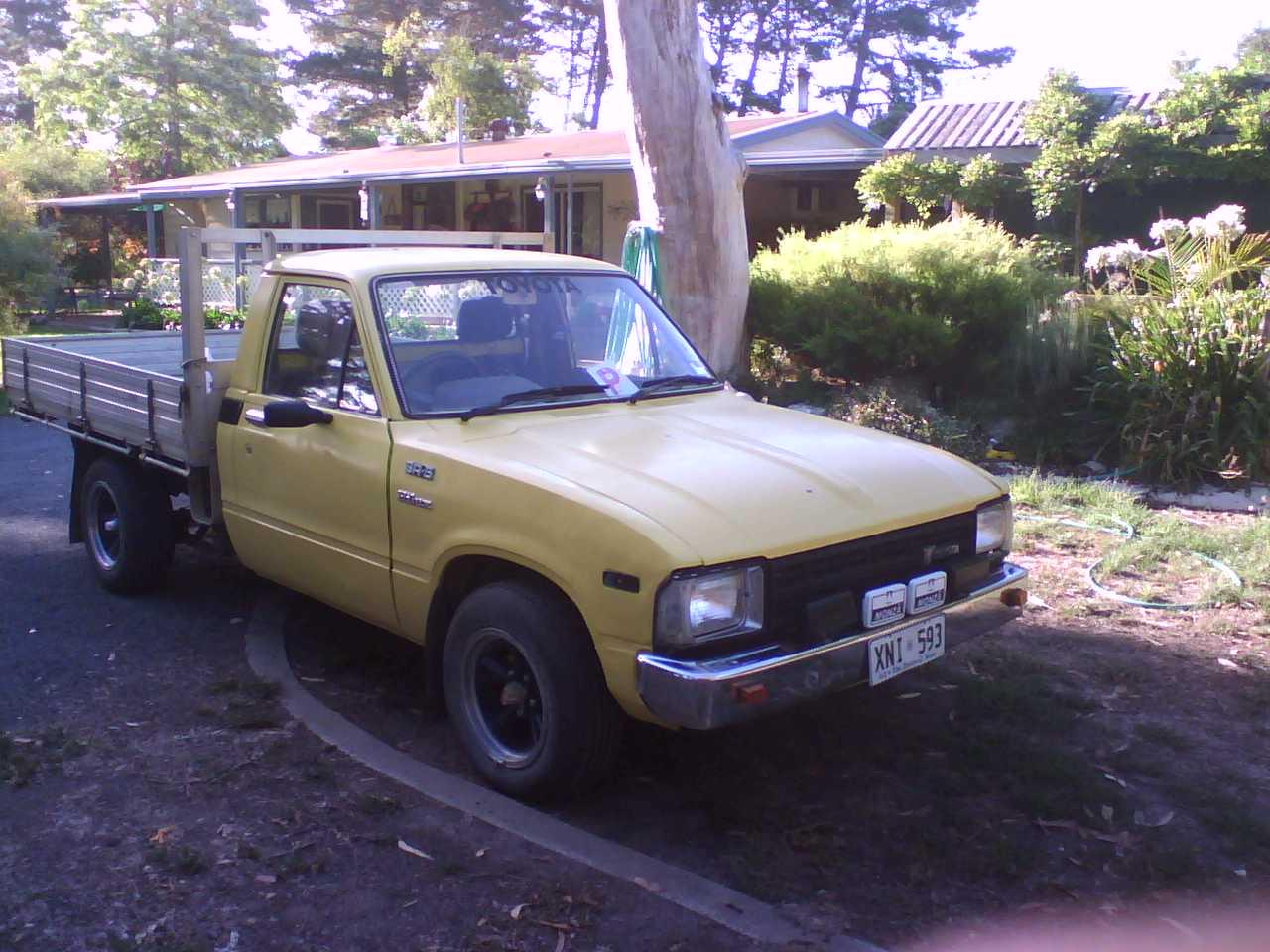 Another JohnyWalker4Life 1982 Toyota HiLux post... - 14232094