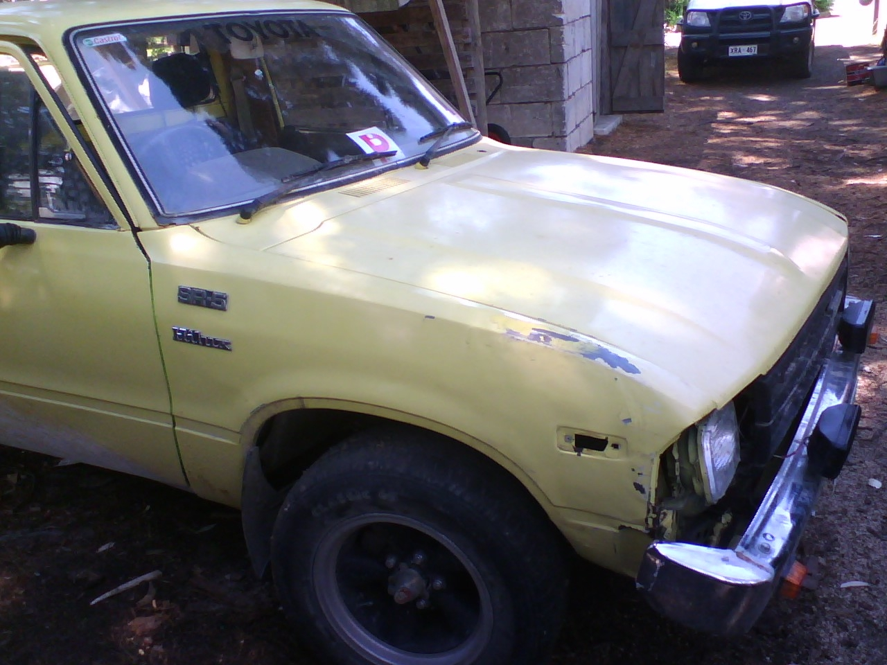 Another JohnyWalker4Life 1982 Toyota HiLux post... - 14232101