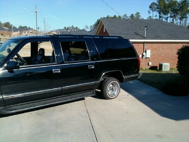 Another westcoast60 1999 GMC Suburban 1500 post... - 14232141