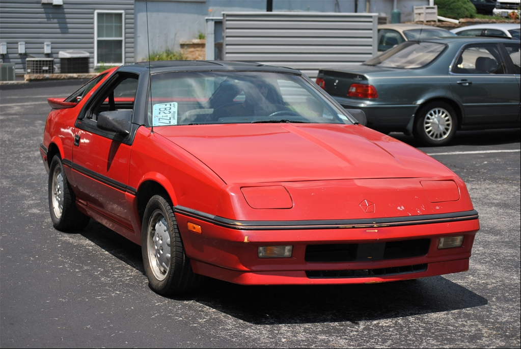 "1987 Dodge Daytona ""The Curse"" - Saint Louis, MO owned by ..."