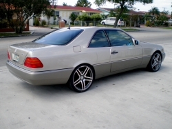 alexjalvarezs 1995 Mercedes-Benz S-Class