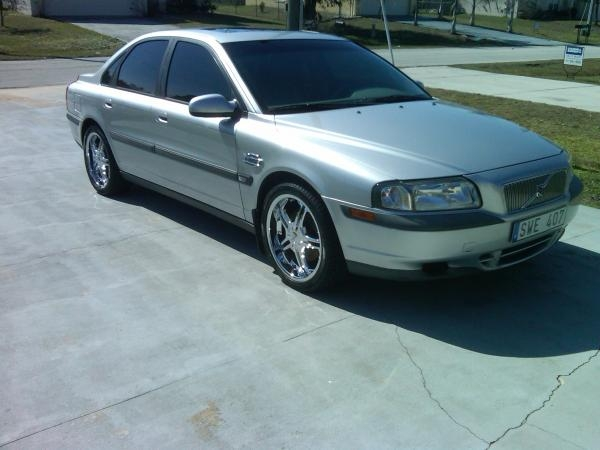 lhschargers30 2001 Volvo S80 14235279