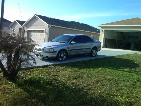 lhschargers30 2001 Volvo S80 14235280