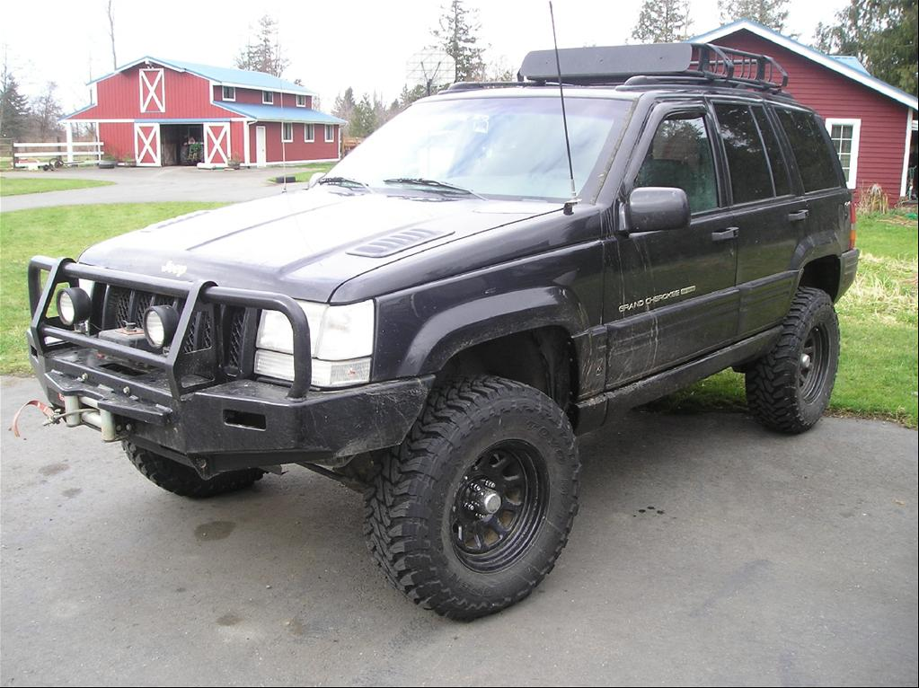 dodgejonroy 39 s 1998 jeep grand cherokee in enumclaw wa. Cars Review. Best American Auto & Cars Review