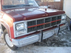 HayesPerformance 1980 GMC Sierra (Classic) 1500 Regular Cab