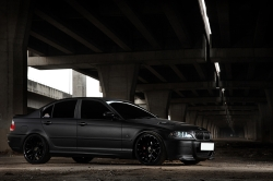 BBRetros 2001 BMW 3-Series