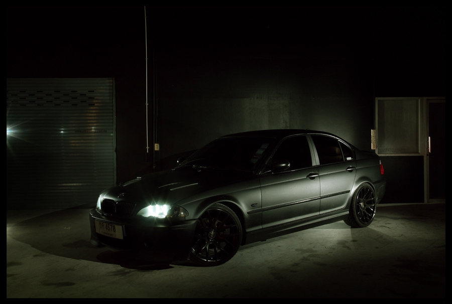 BBRetro's 2001 BMW 3 Series