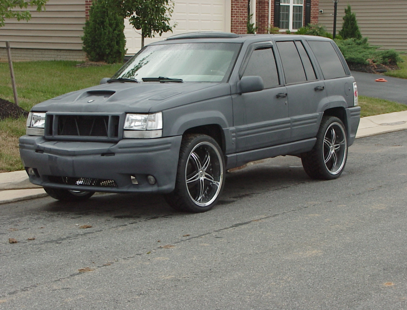 MufasaZJ 1998 Jeep Grand Cherokee