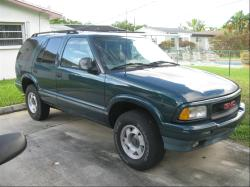 MUSHEAs 1996 GMC Jimmy