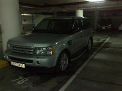 jugals 2008 Land Rover Range Rover Sport