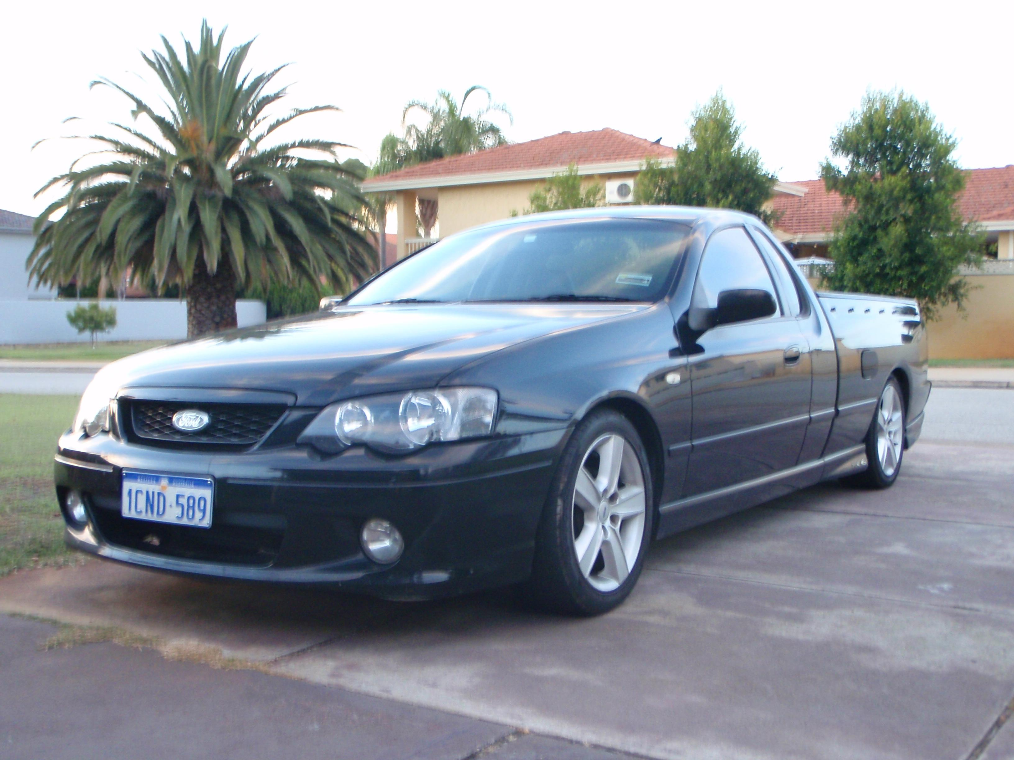 Another m1ssile 2003 Ford Falcon post... - 14233458