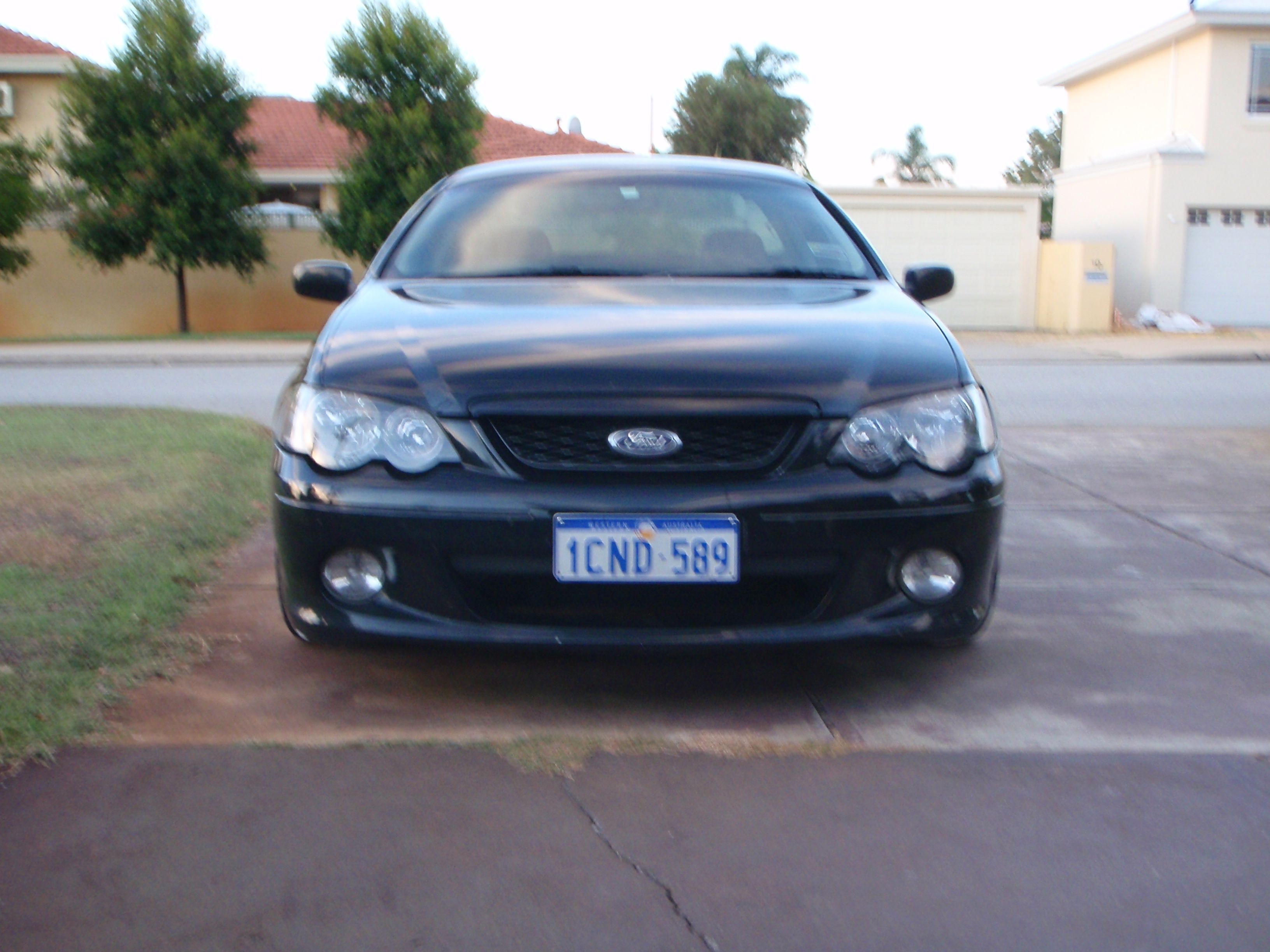 Another m1ssile 2003 Ford Falcon post... - 14233459
