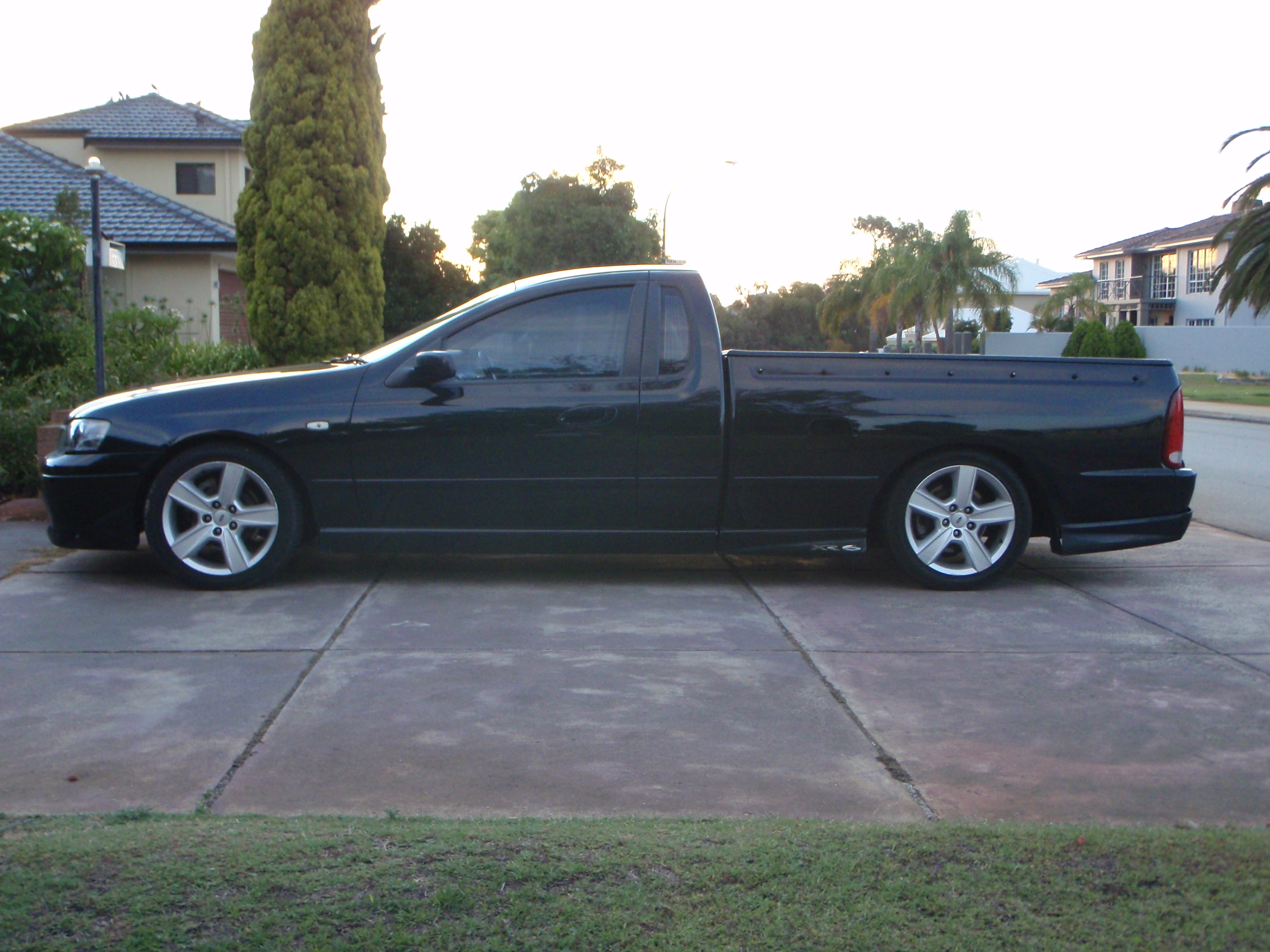 Another m1ssile 2003 Ford Falcon post... - 14233462