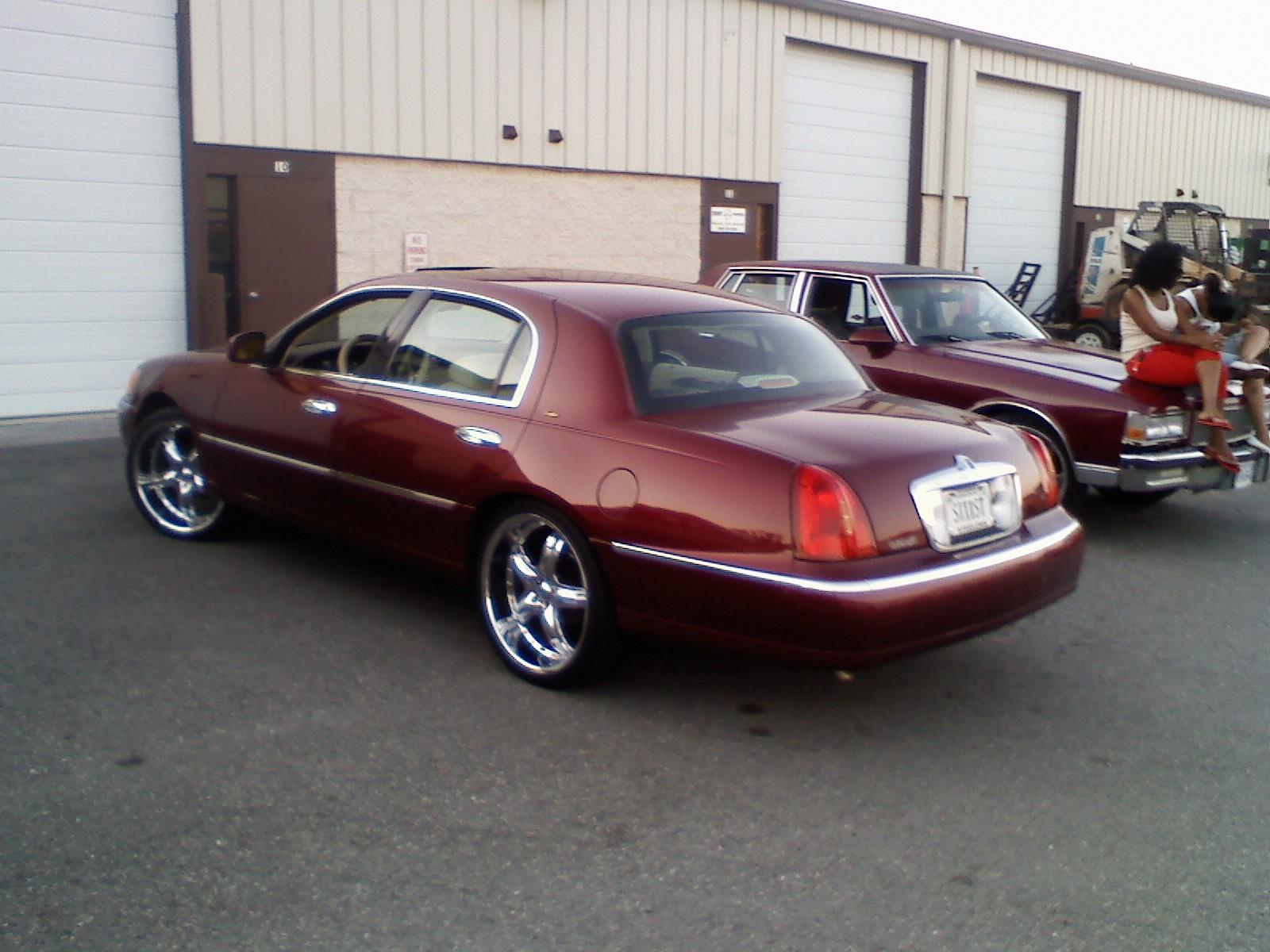 Bigi71olds 1998 Lincoln Town Car Specs Photos Modification Info At