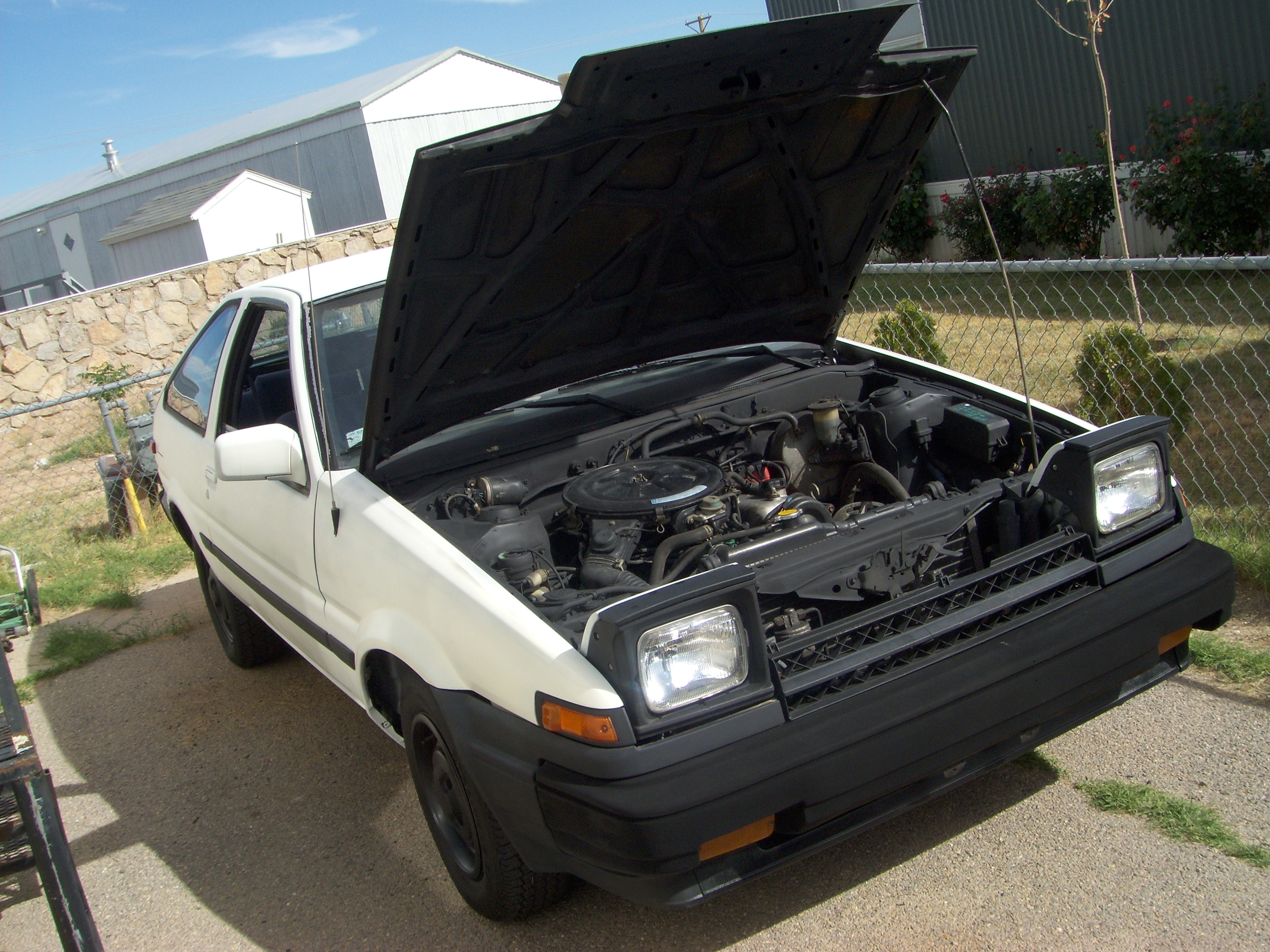 Another ept626 1985 Toyota Corolla post... - 14238065