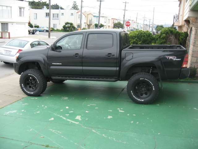 toyota tacoma 3 inch lift 33' tires 2017 - ototrends net
