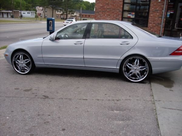 Big snoop 2000 mercedes benz s class specs photos for Mercedes benz s class 2000