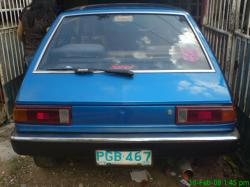 Mirage9973s 1981 Mitsubishi Mirage