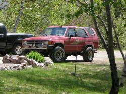 YopperMan 1989 Toyota 4Runner