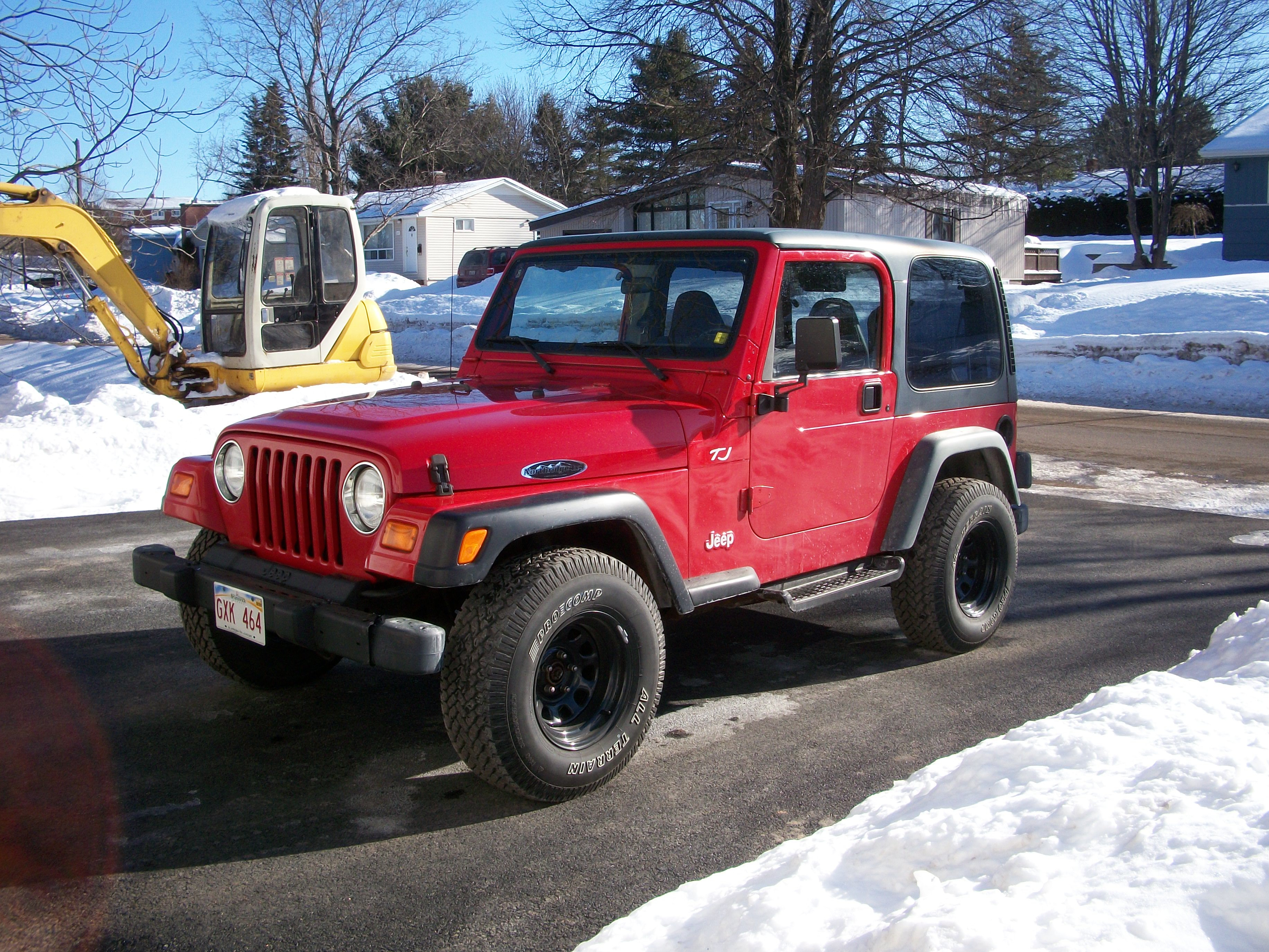 Another 14031981 2000 Jeep TJ post... - 14242209