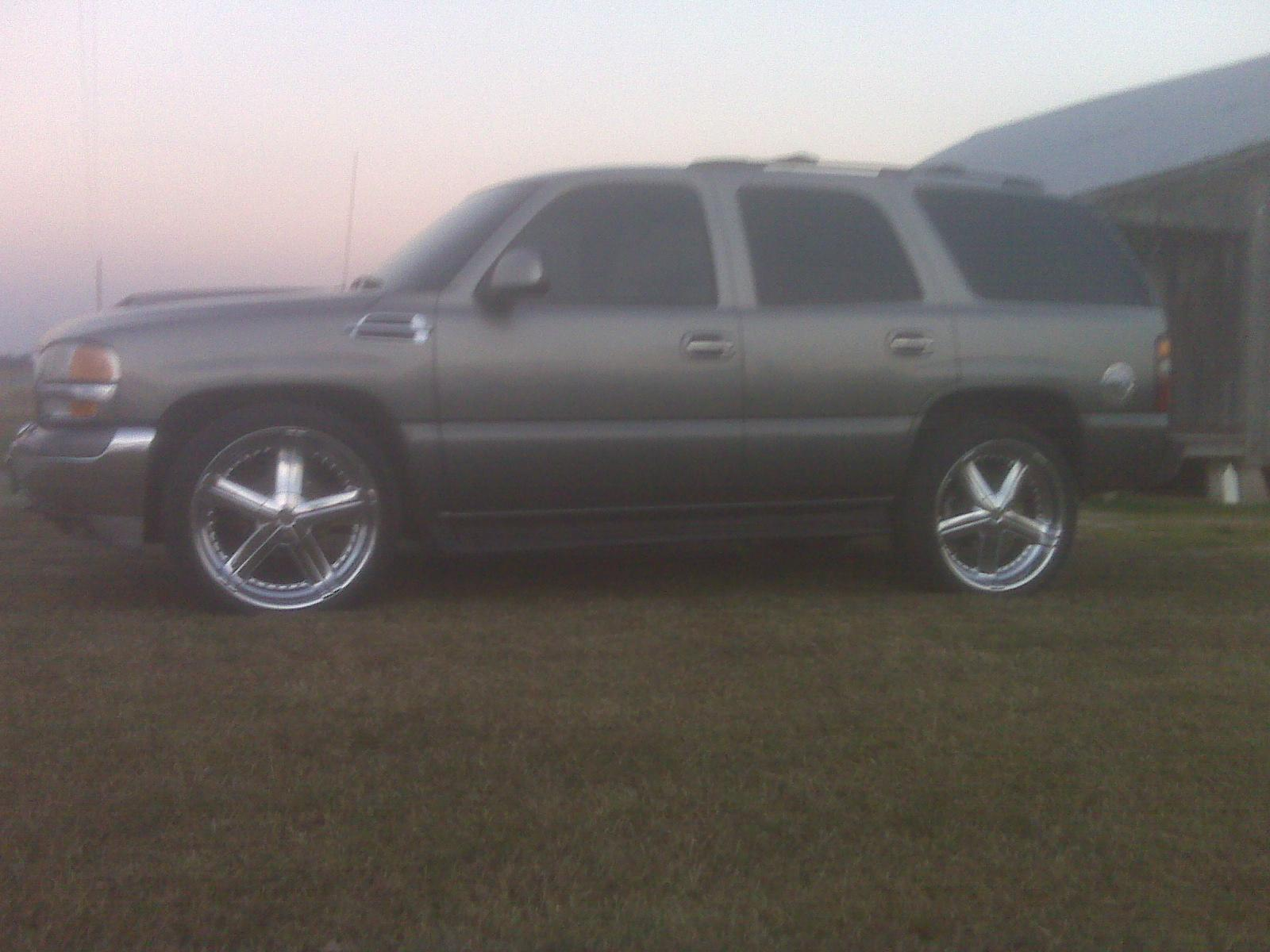 Another PonytailSTL 2001 GMC Yukon post... - 14242283
